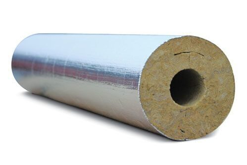 Отопления трубопроводов фольгированная для теплоизоляция